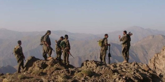 PKK-Gerilla