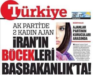 İran Böcek Türkiye